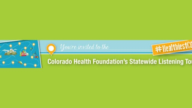 Colorado Statewide Listening Health Tour