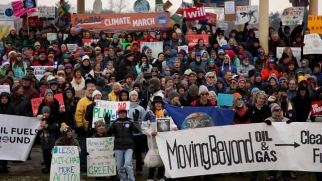 Denver Climate Rally