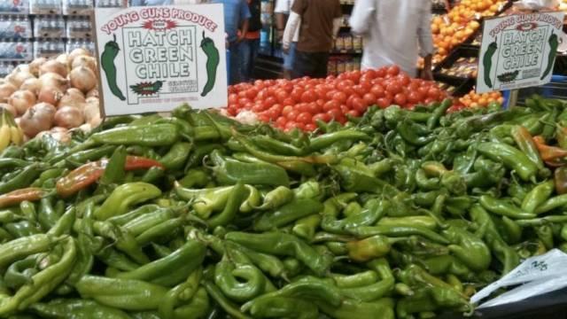 Hatch Green Chile