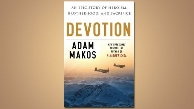 devotion adam makos