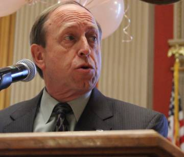 Former Attorney General John Suthers