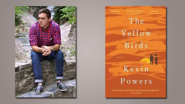 Kevin Powers The Yellow Bird