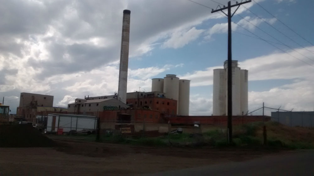 The Great Western Sugar Company Factory 2016