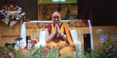 Dali Lama in Boulder