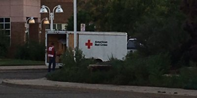 The Red Cross have established an evacuation center at East Boulder Recreation Center.