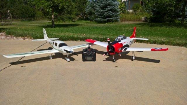 Tech Talks: RC Aviation