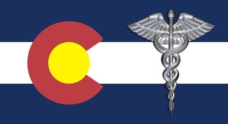 Uninsured Healthcare Rates in Colorado
