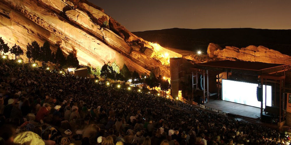 Red Rocks Music Venue