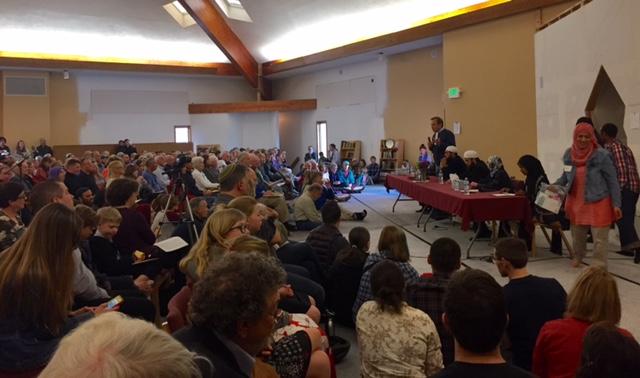 Boulder's Islamic Center Hosts Hundreds in Open House Event
