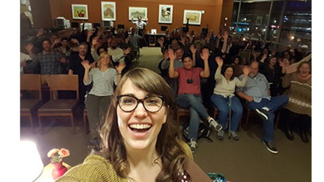 History Colorado-Tiny Library Concert Series
