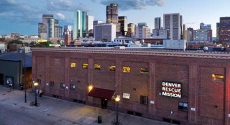 Dot Org: Denver Rescue Mission