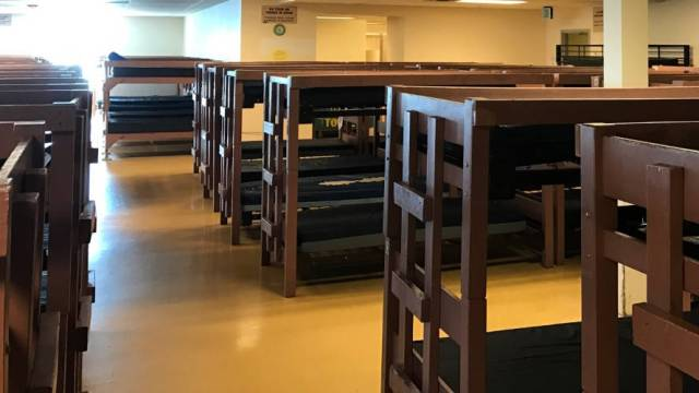 Homeless Shelter Bunks
