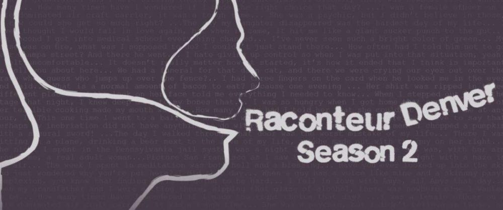 "July Raconteur Denver – Stories of ""Spectacular Failures"""