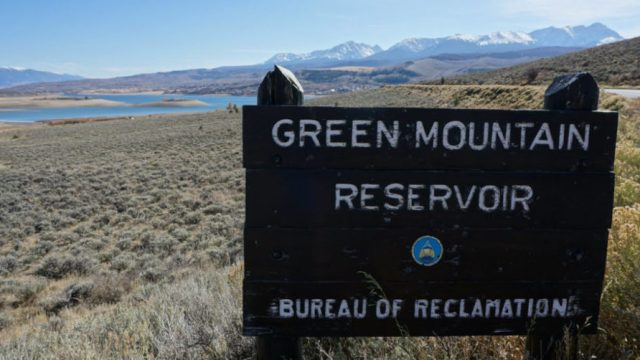 Green Mountain Reservoir