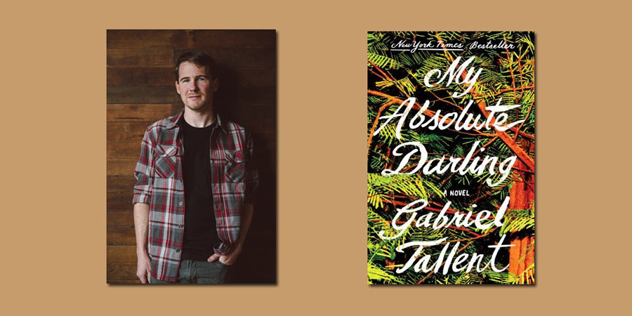 "Radio Bookclub: Gabriel Tallent and ""My Absolute Darling"""