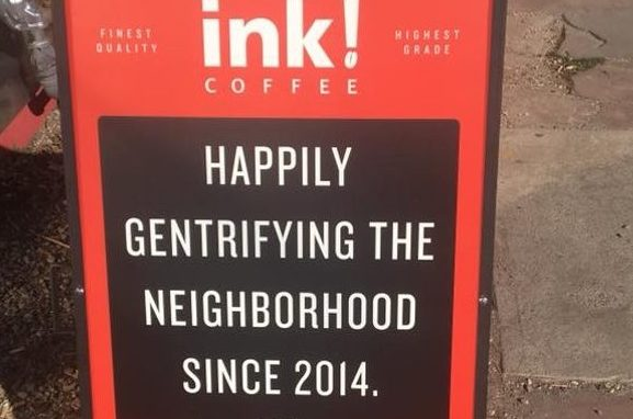 Gentrification - No Joke in Denver