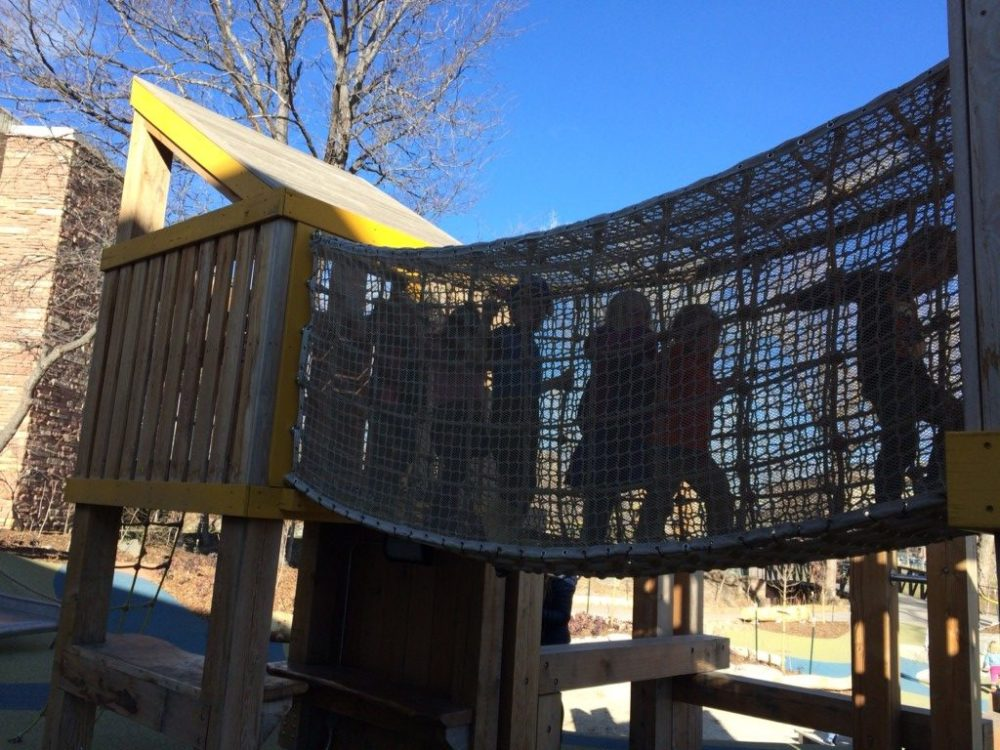 New Nature Play Ground Opens in Boulder