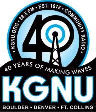 KGNU 40th Anniversary