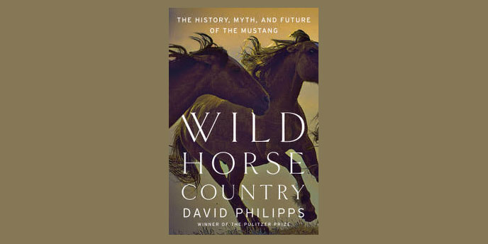 "Booktalk: Colorado-based New York Times reporter David Philipps' ""Wild Horse Country"""