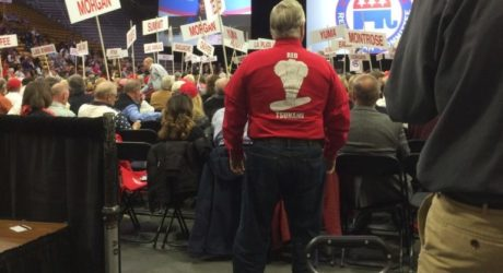 Democrats and Republicans Gather for State Assemblies