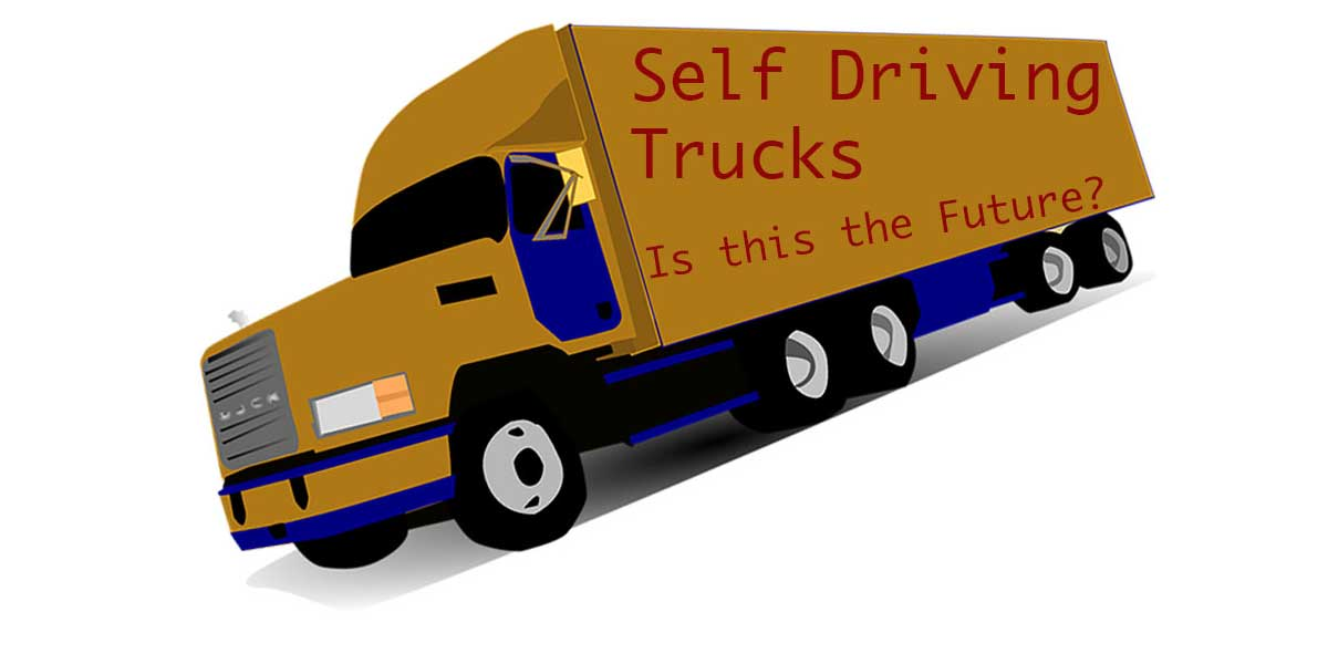 Tech Talks: Self- Driving Trucks