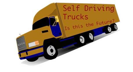 Tech Talks: Self- Driving Trucks
