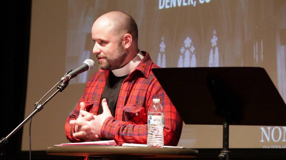 Outsources: The Queer Pulpit: A Conversation with Reagan Humber