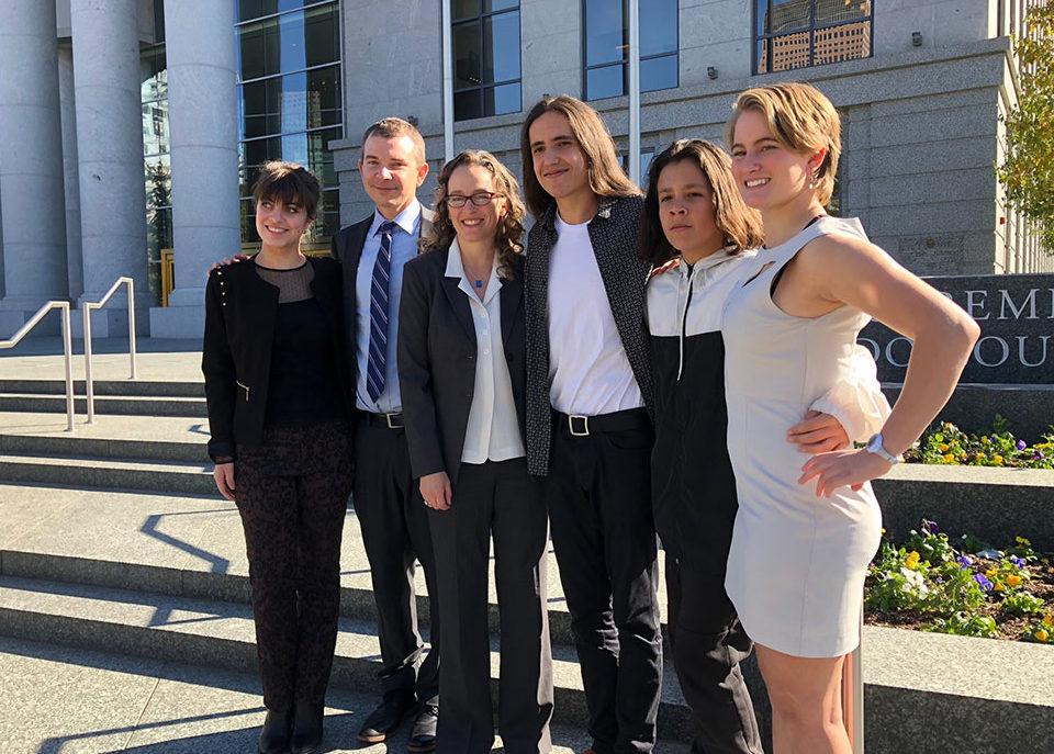 Colorado Supreme Court Hears Kids' Pleas About Oil & Gas