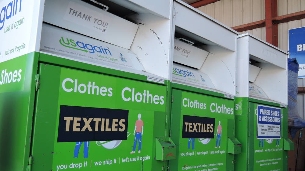 bc37b614073 Challenges and Opportunities in Recycling Textiles – KGNU News