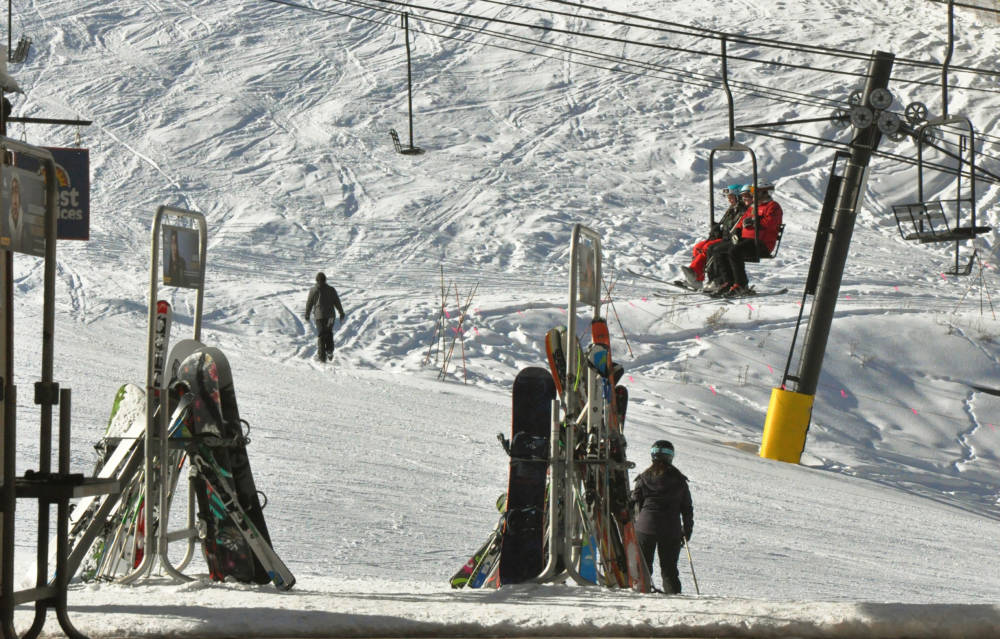 Connecting the Drops - Climate Change Shortening the Ski Season