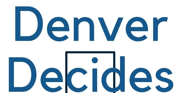 Denver Decides: No BS  Mayoral Debate