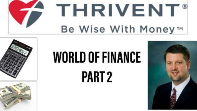 World of Finance Part 2