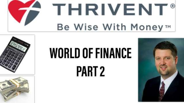 World of Finance Part 2