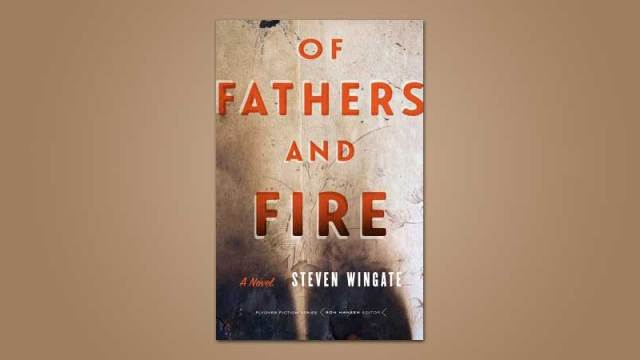 steven wingate of fathers and fire
