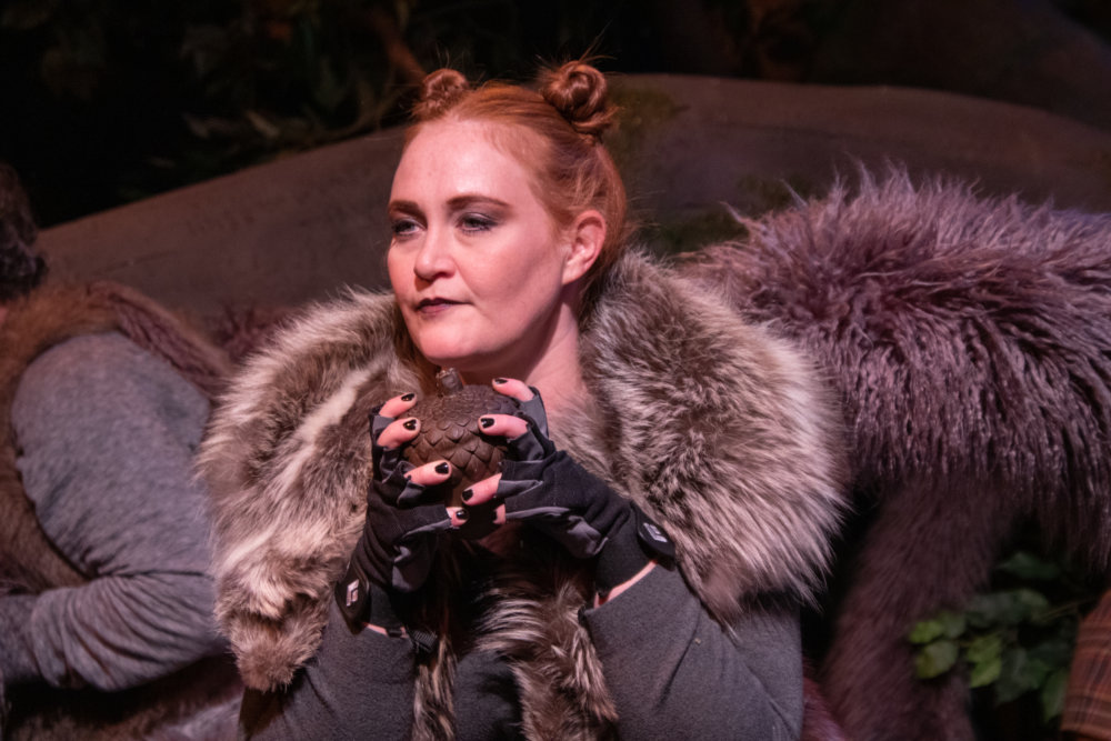 """The Squirrels"" Merges Dark Satire with Absurdity as Squirrels Battle on Aurora Fox Stage"