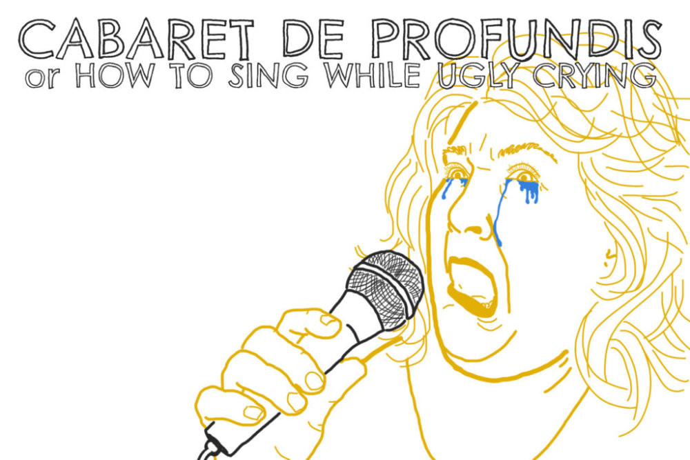 """Theater De Profundis or How to Sing While Ugly Crying"" Now Streaming From Buntport"