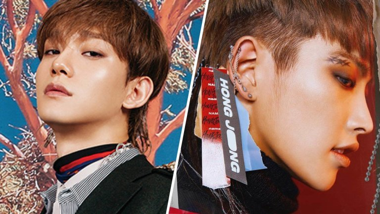 ATEEZ's Hoongjoong Just Proved Embellished Mullets Are Officially a Trend (Allure)