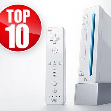 Die Top 10 Wii Spiele