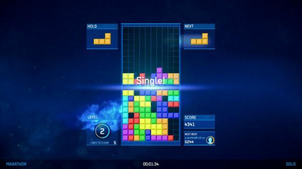 Tetris Ultimate Screenshot 1