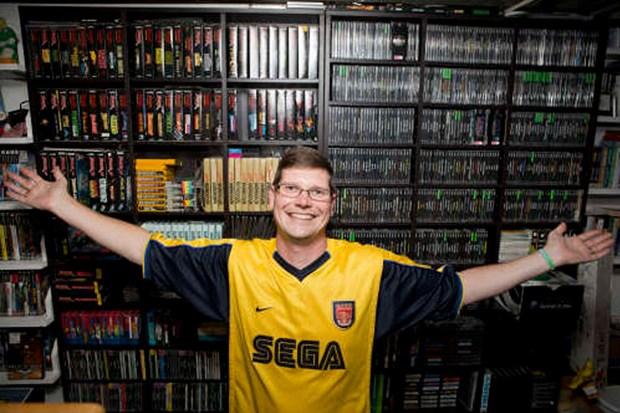 Weltgrößte Spielesammlung sucht neues Zuhause
