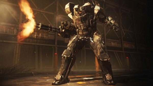 Call of Duty Advanced Warfare Exoskelett