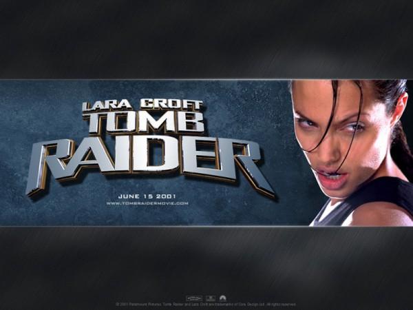 Spiel-Verfilmungen Lara Croft Tomb Raider