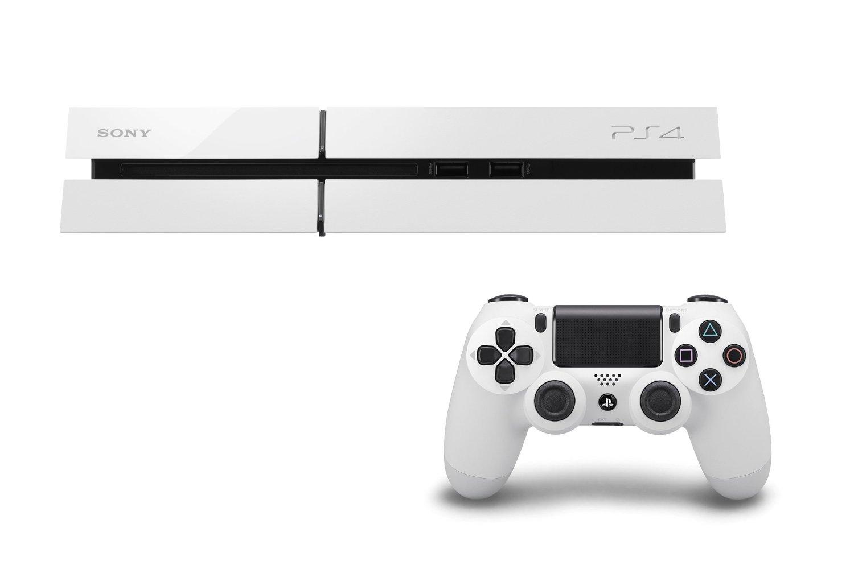 Weisse PS4 kommt im Oktober!