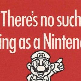 Dieses Nintendo-Poster kennt ihr noch nicht!