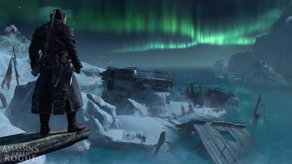 Assassins Creed Rogue Nordlichter