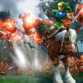 Hyrule Warriors – Master Quest DLC Trailer