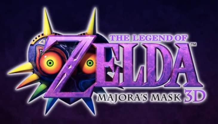 The Legend of Zelda: Majora's Mask 3DS