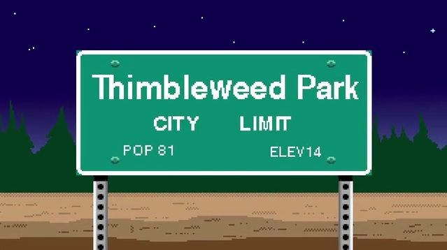 Thimbleweed Park: Neues P&C à la Monkey Island!