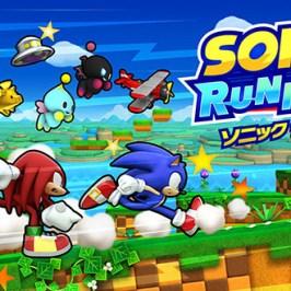 Sonic Runners: Der blaue Igel rennt wieder!