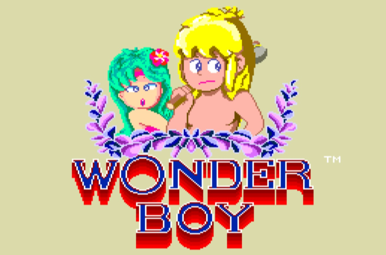 Wonder Boy lebt!